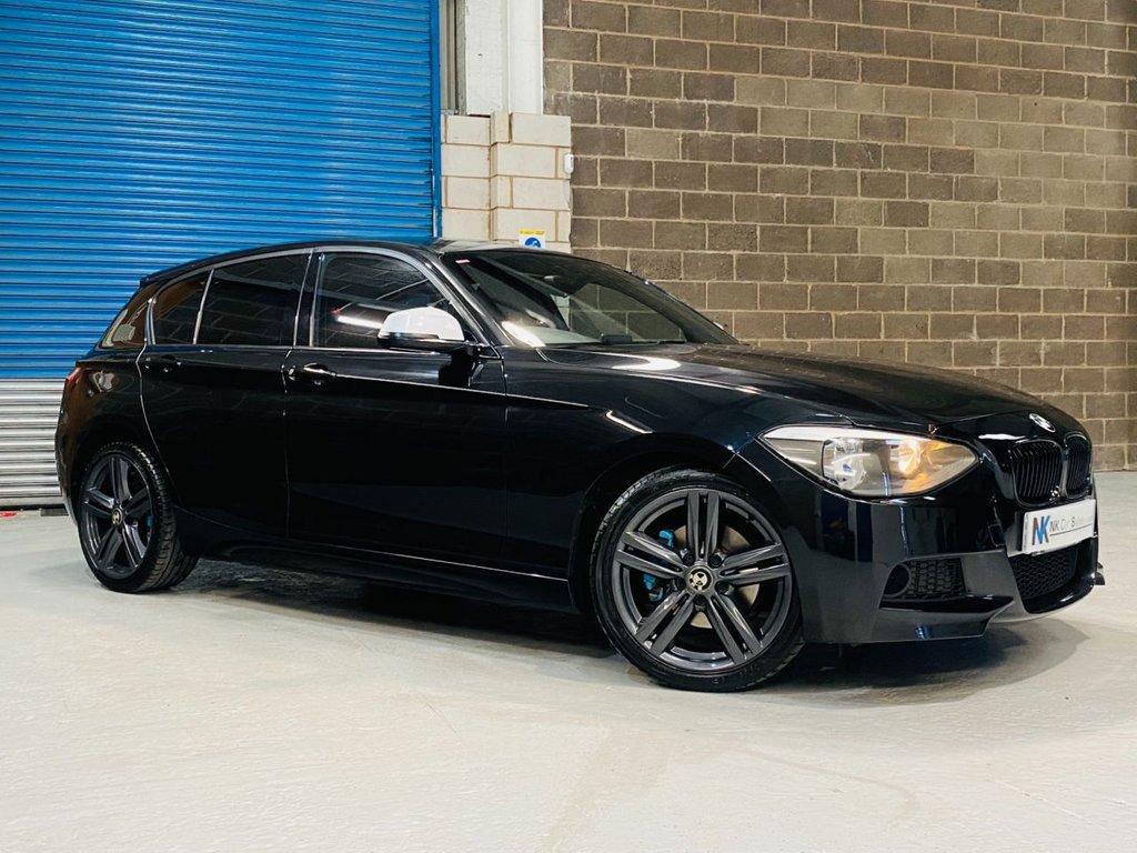 "USED 2013 63 BMW 1 SERIES 2.0 120D M SPORT 5d 181 BHP DAB Radio / Bluetooth / Privacy Glass / 18"" M Sport Alloys"