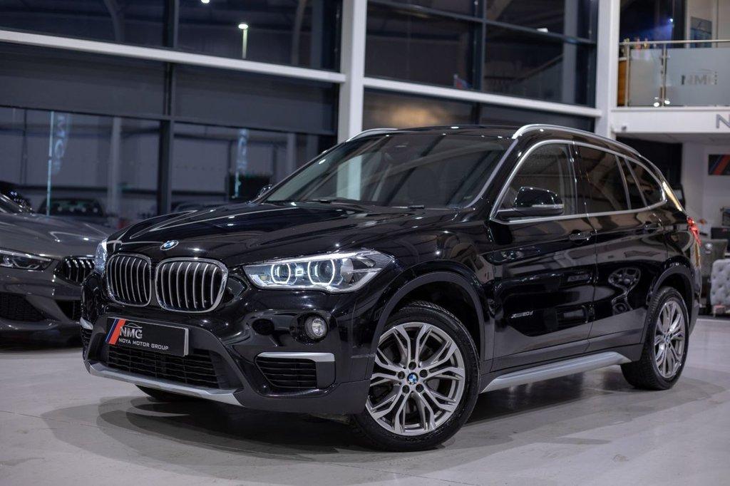 USED 2016 66 BMW X1 2.0 XDRIVE20D XLINE 5d 188 BHP