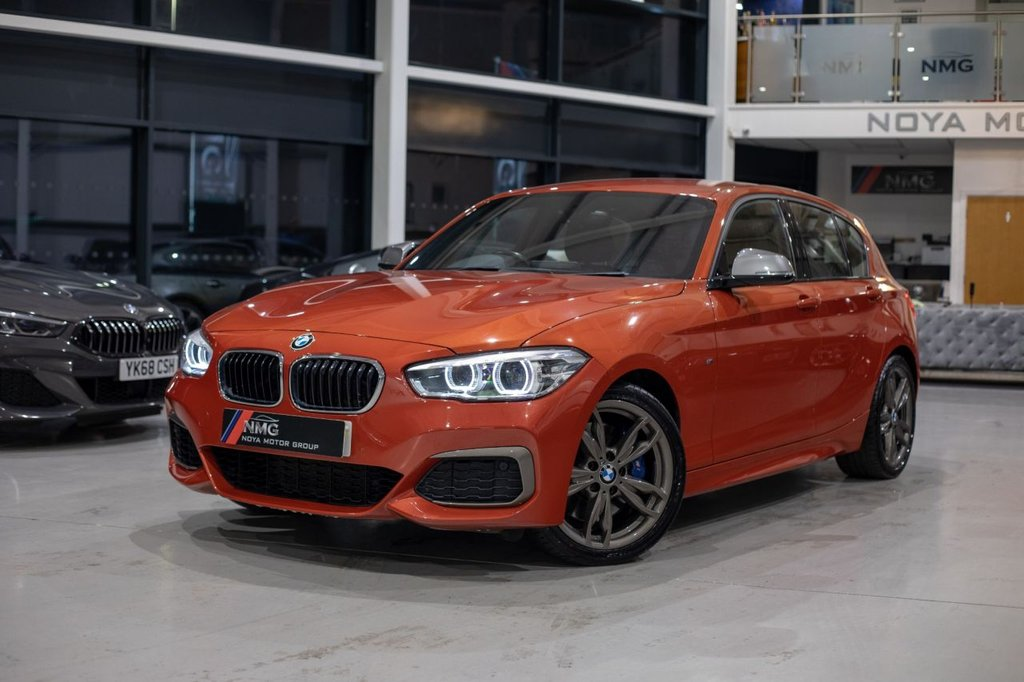 USED 2017 17 BMW 1 SERIES 3.0 M140I 5d 335 BHP ***FREE NATIONWIDE DELIVERY***