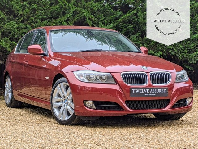 USED 2010 10 BMW 3 SERIES 3.0 325I SE 4d AUTO 215 BHP (ONE OWNER FROM NEW)