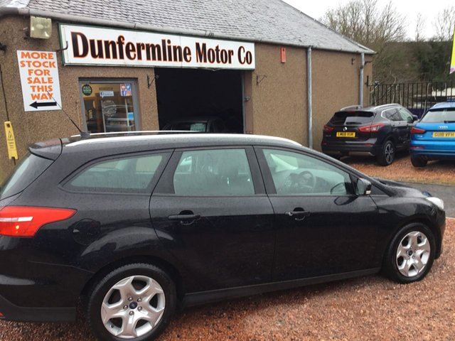 USED 2015 65 FORD FOCUS 1.5 STYLE TDCI 5d 118 BHP ++LOW MILEAGE DIESEL ESTATE++