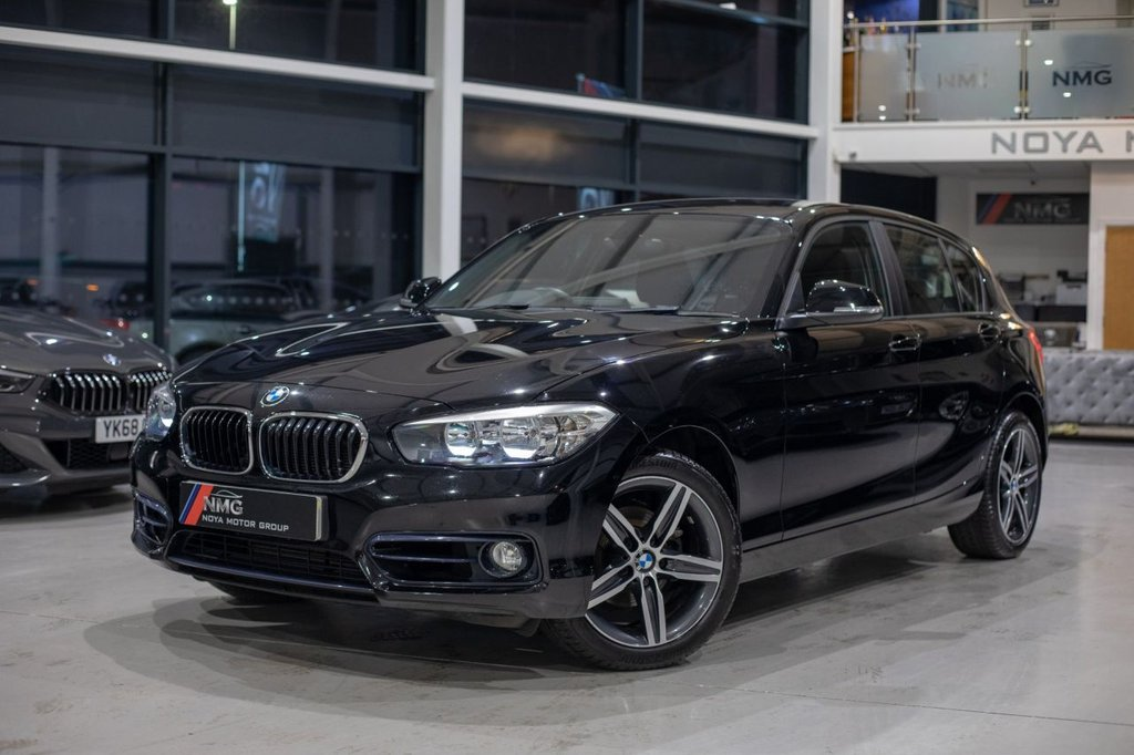 USED 2017 17 BMW 1 SERIES 2.0 118D SPORT 5d 147 BHP