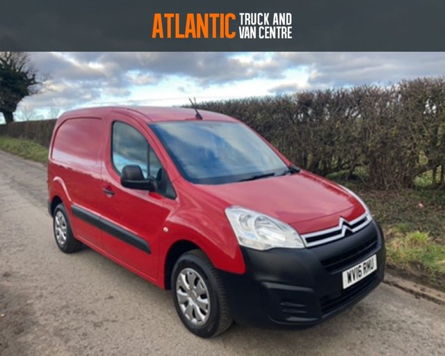 2016 16 CITROEN BERLINGO 625 ENTERPRISE L1 HDI