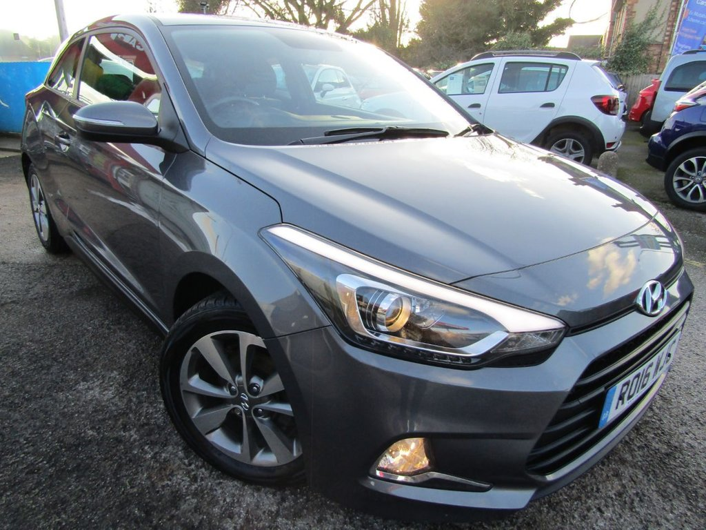 USED 2016 16 HYUNDAI I20 1.2 MPI SE 3d 83 BHP Excellent condition **  Full service history  ** Only £30 to tax ** Stylish looks ** Buy locally value checked ** 12 Mths AA breakdown cover ** Delivery possible ** 14 Day money back gaurantee