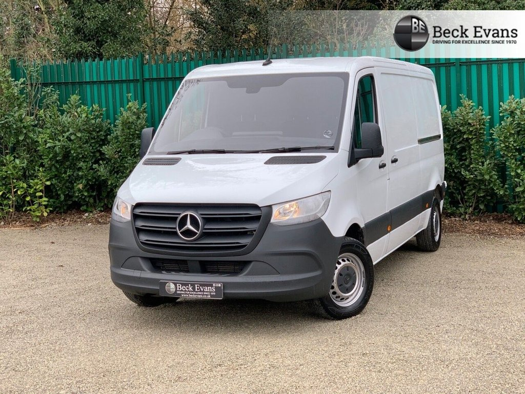 USED 2019 19 MERCEDES-BENZ SPRINTER 2.1 314 CDI 141 BHP H1  EURO 6 COMPLIANT