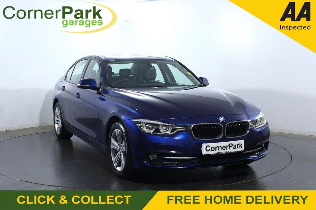 USED 2017 67 BMW 3 SERIES 2.0 320D XDRIVE SPORT 4d 188 BHP