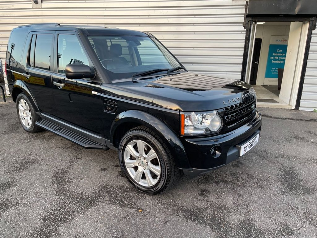 USED 2013 62 LAND ROVER DISCOVERY HSE SDV6 AUTO PLEASE WATCH OUR 4K VIDEO