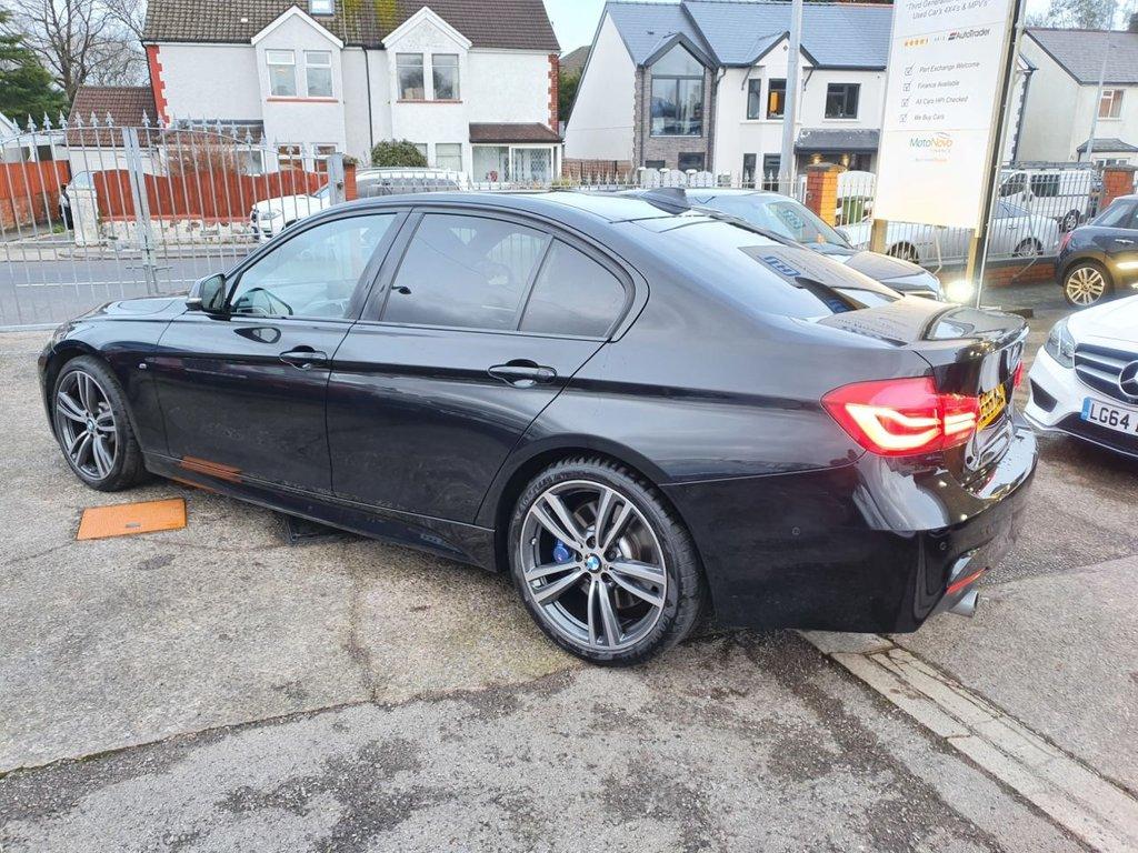 USED 2015 65 BMW 3 SERIES 3.0 340I M SPORT 4d 322 BHP