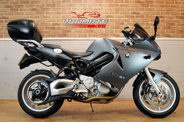 USED 2008 08 BMW F 800 ST  - FREE DELIVERY AVAILABLE