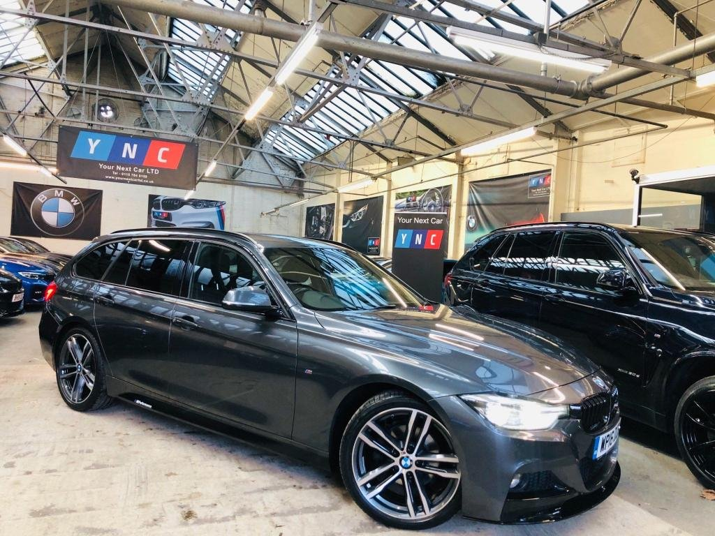 USED 2016 16 BMW 3 SERIES 2.0 320d M Sport Touring Auto (s/s) 5dr 1 OWNER FULL BMWSH PERFORMANCE
