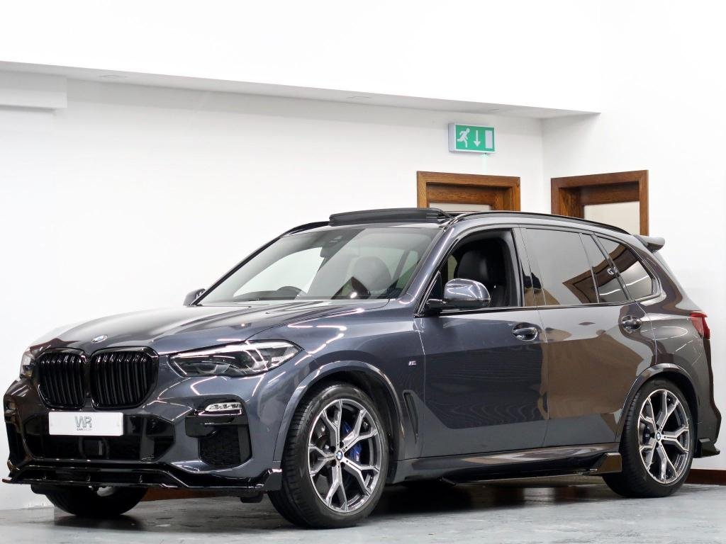 USED 2019 69 BMW X5 3.0 30d M Sport Auto xDrive (s/s) 5dr PAN ROOF + M PERFORMANCE KIT
