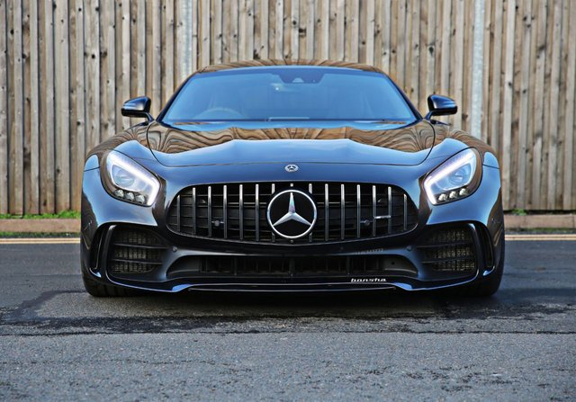 MERCEDES-BENZ GT at Bonsha Motors