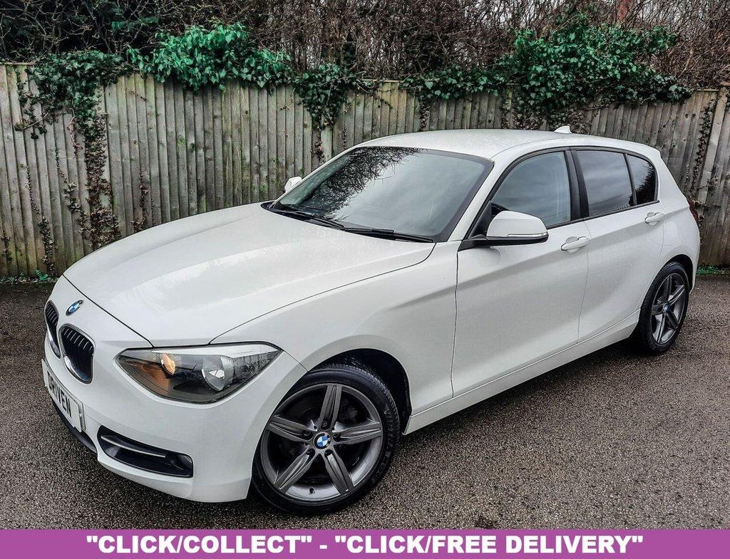 USED 2012 12 BMW 1 SERIES 118D SPORT