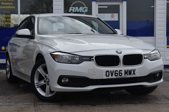 2016 BMW 3 SERIES 2.0 318D SE 4d 148 BHP £9250.00