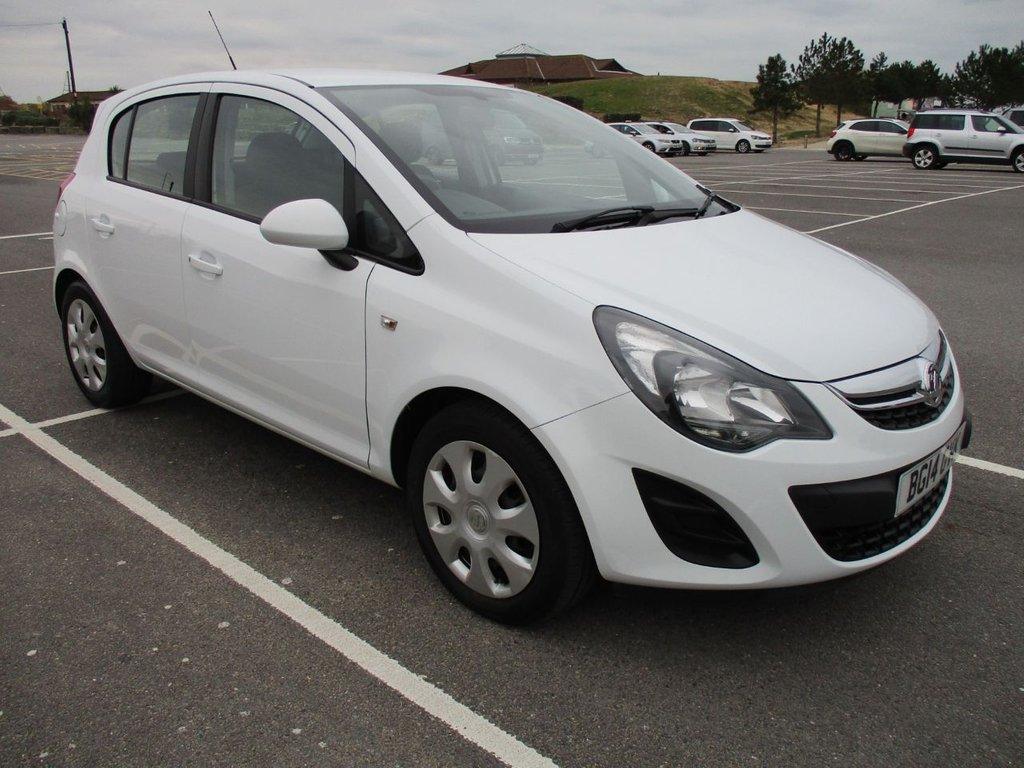 USED 2014 14 VAUXHALL CORSA 1.4 DESIGN AC 5d 98 BHP ****PART EX TO CLEAR****