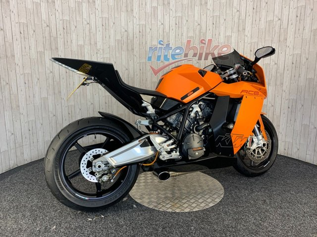 KTM RC8 at Rite Bike