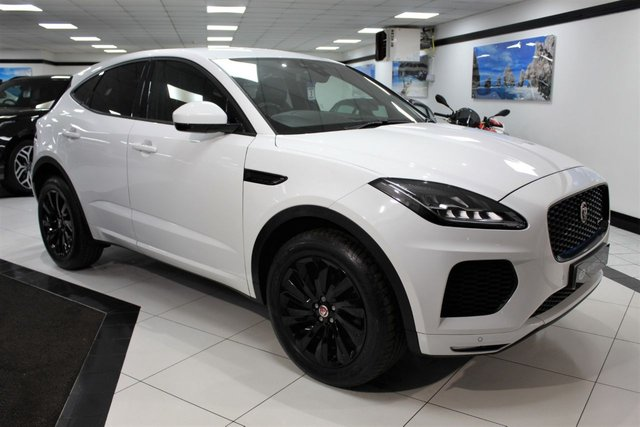 View our JAGUAR E-PACE