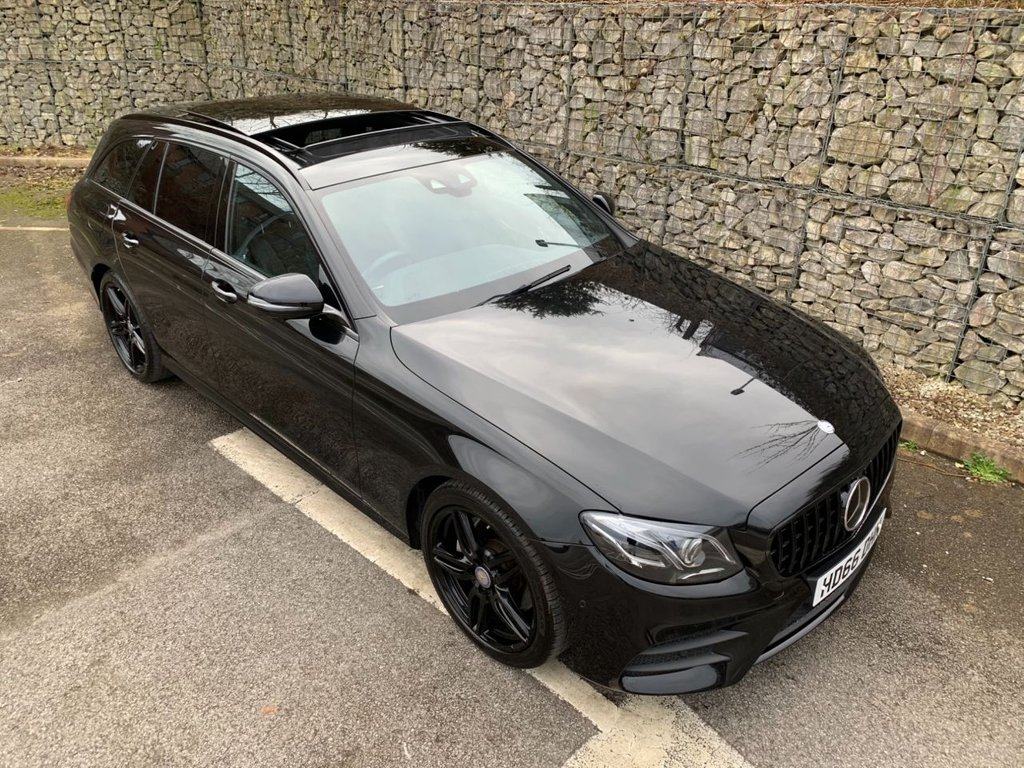 USED 2016 66 MERCEDES-BENZ E-CLASS 2.0 E 220 D AMG LINE PREMIUM PLUS 5d 192 BHP Free Next  Day Nationwide  Delivery