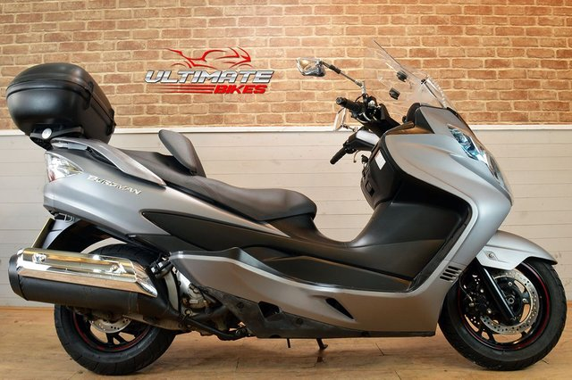 USED 2014 14 SUZUKI AN 400 AL4 Burgman - FREE DELIVERY AVAILABLE