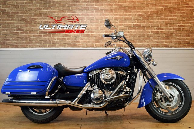 USED 2006 06 KAWASAKI VN 1600  D1H - FREE DELIVERY AVAILABLE