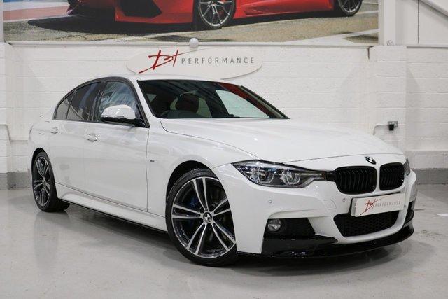 2015 65 BMW 3 SERIES 3.0 330D M SPORT 4d 255 BHP