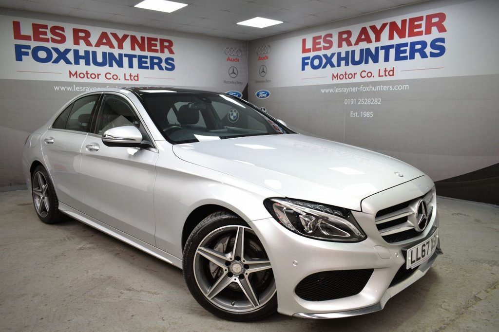 View our MERCEDES-BENZ C-CLASS