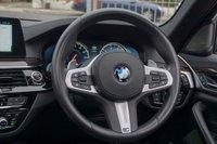USED 2018 18 BMW 5 SERIES 3.0 530D M SPORT 4d 261 BHP