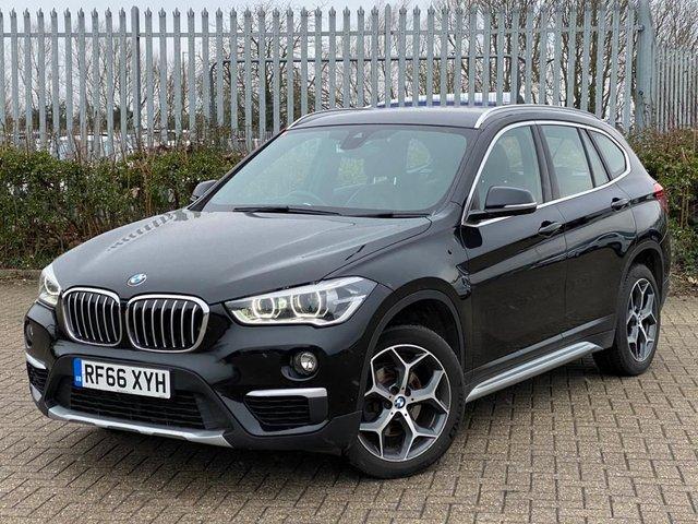 BMW X1 at Tim Hayward Car Sales