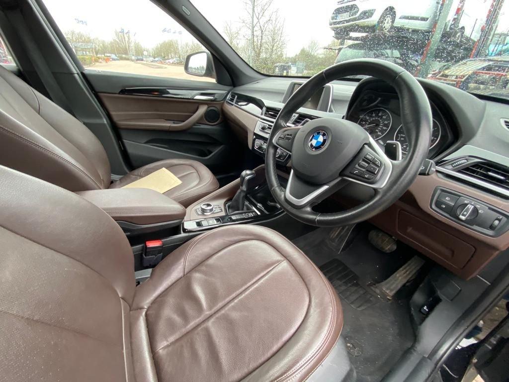 USED 2017 66 BMW X1 2.0 SDRIVE18D XLINE 5d 148 BHP