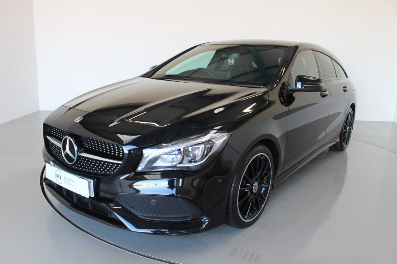 Used MERCEDES-BENZ CLA-CLASSfor sale