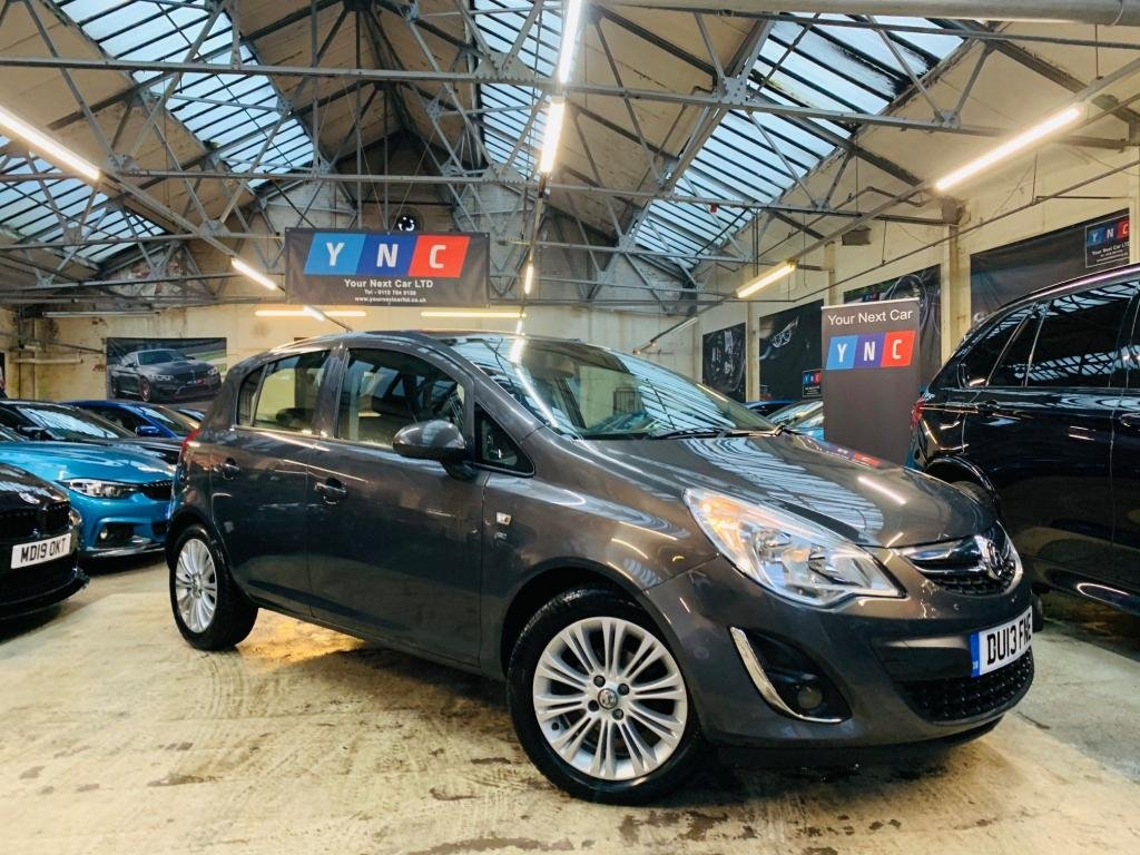 USED 2013 13 VAUXHALL CORSA 1.2 i 16v SE 5dr (a/c) SUPERB CONDITION - HEATED STS