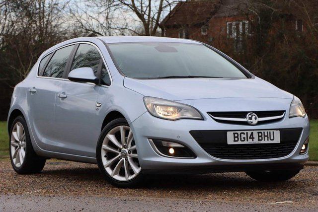 USED 2014 14 VAUXHALL ASTRA 2.0 CDTi ecoFLEX Elite (s/s) 5dr FULL SERVICE HISTORY