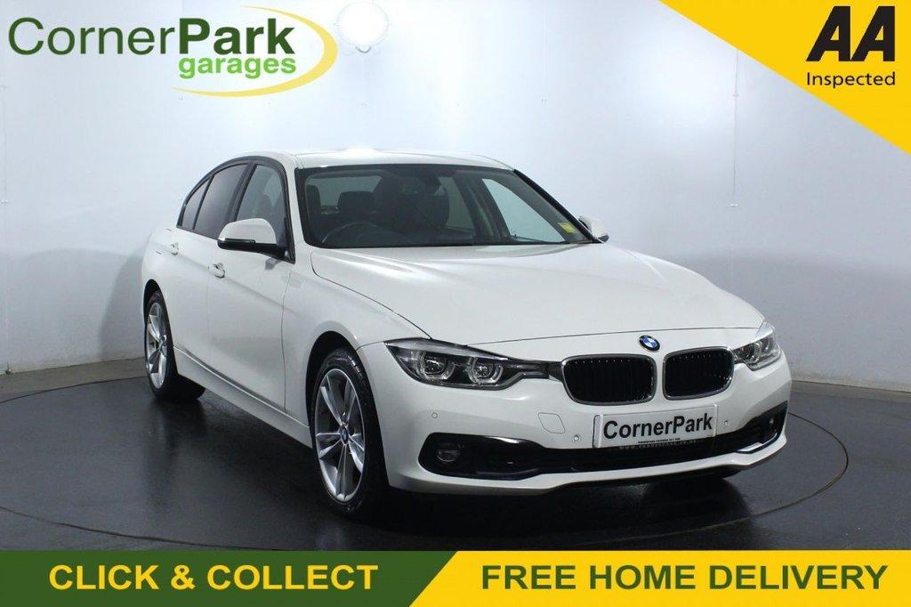 USED 2017 67 BMW 3 SERIES 2.0 320D XDRIVE SE 4d 188 BHP