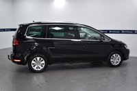 USED 2015 65 VOLKSWAGEN SHARAN 2.0 SE NAV TDI BLUEMOTION TECHNOLOGY DSG 5d 148 BHP (6 STAMP VW SERVICE HISTORY)