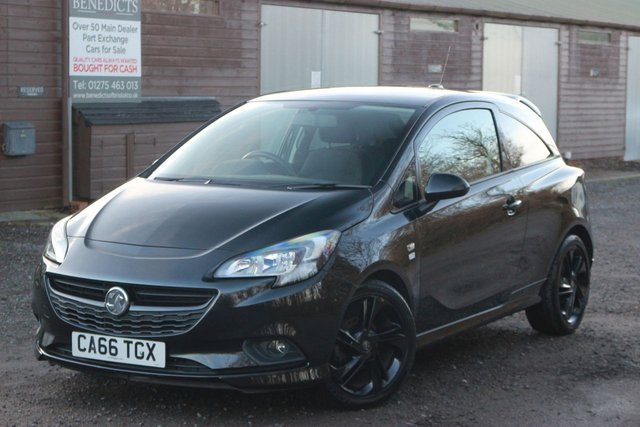 2016 66 VAUXHALL CORSA 1.4 LIMITED EDITION 3d 89 BHP