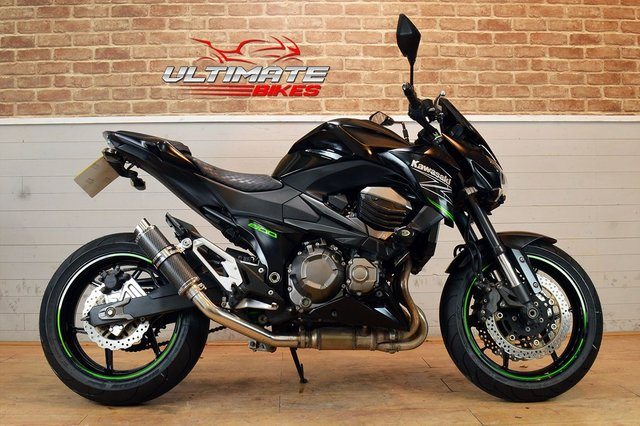 USED 2015 15 KAWASAKI Z800  - FREE DELIVERY AVAILABLE