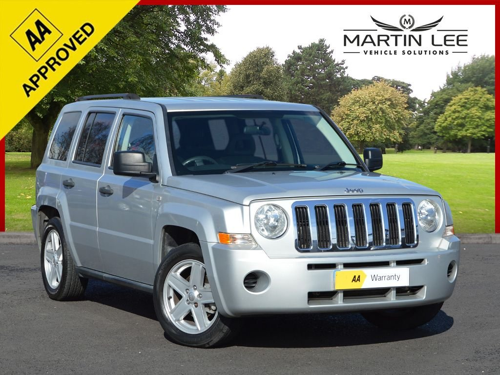 USED 2007 JEEP PATRIOT 2.0 SPORT CRD 5d 139 BHP ROBUST JEEP PATRIOT 4X4 SUV