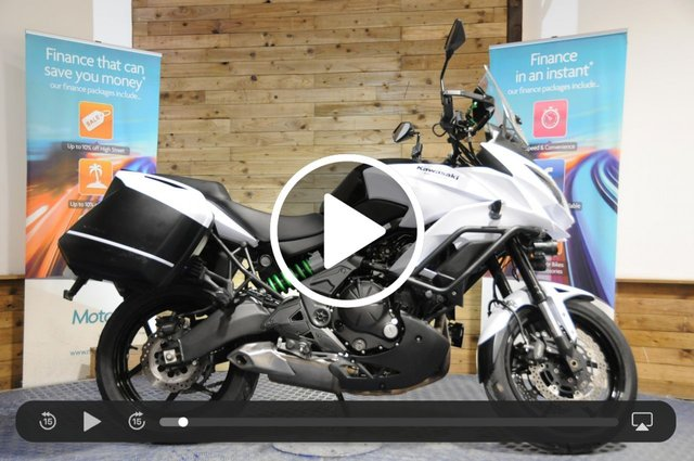 USED 2018 18 KAWASAKI VERSYS 650 KLE 650 FGF ABS - Low miles