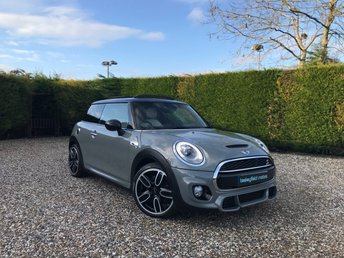 2017 MINI HATCH COOPER