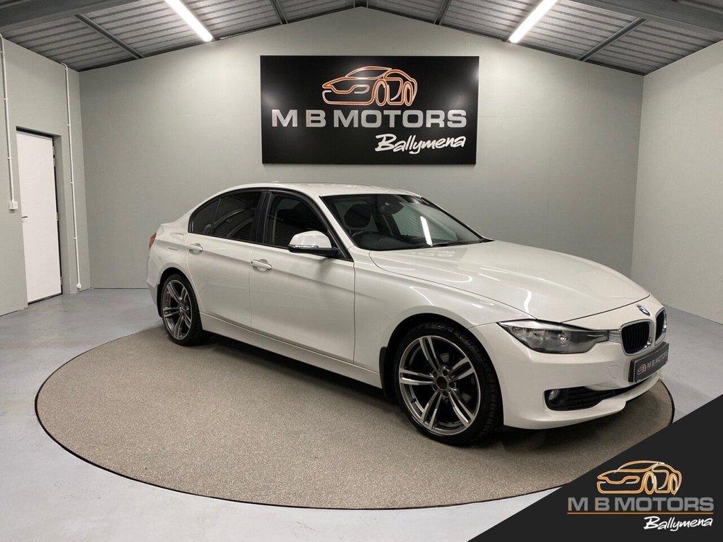 USED 2012 BMW 3 SERIES 318D SE 4d 141 BHP