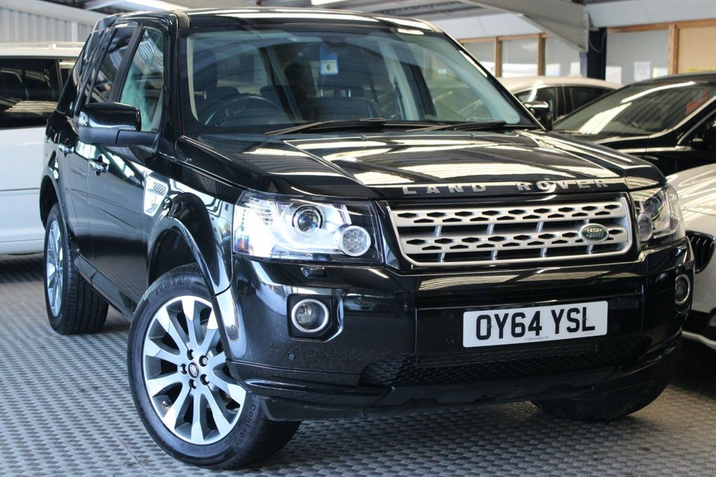 USED 2014 64 LAND ROVER FREELANDER 2.2 SD4 METROPOLIS 5d 190 BHP