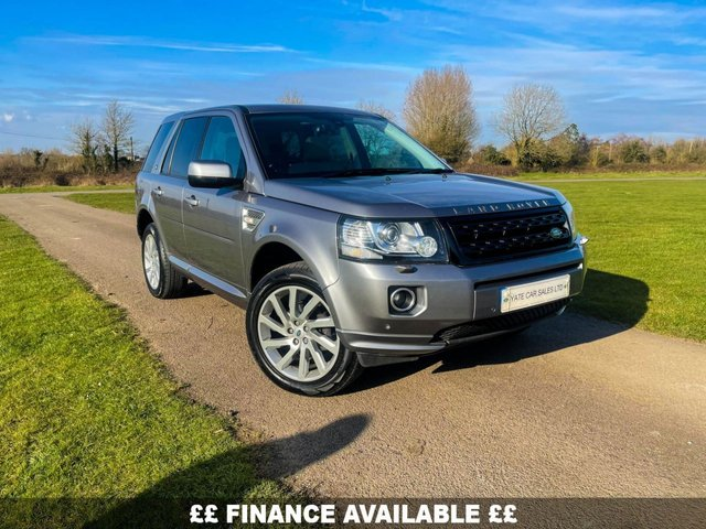 2013 13 LAND ROVER FREELANDER 2 2.2 SD4 HSE 5d 190 BHP (FREE 2 YEAR WARRANTY)