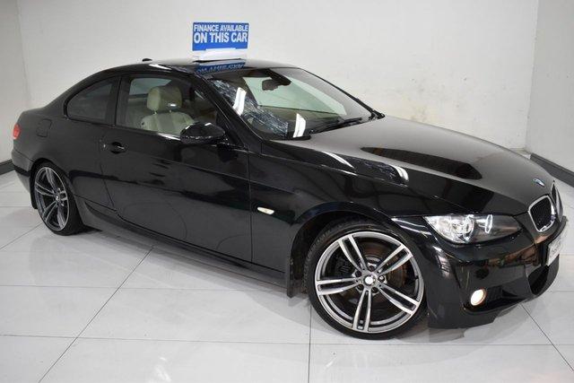 USED 2008 BMW 3 SERIES 3.0 325I M SPORT 2d 215 BHP