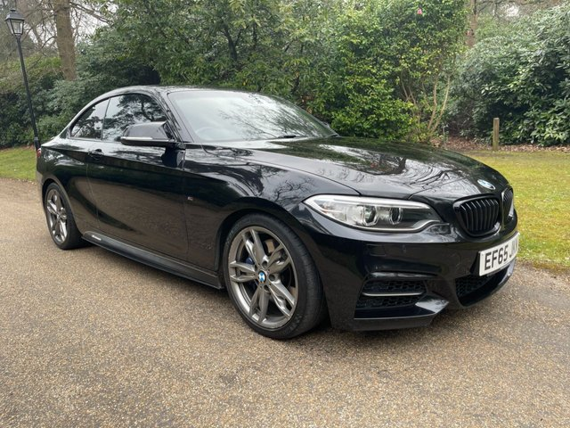 USED 2015 65 BMW M2 3.0 M235I 2d 322 BHP