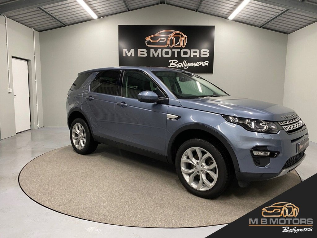 USED 2018 LAND ROVER DISCOVERY SPORT HSE 2.0 TD4 5d 180 BHP **VAT QUALIFYING**