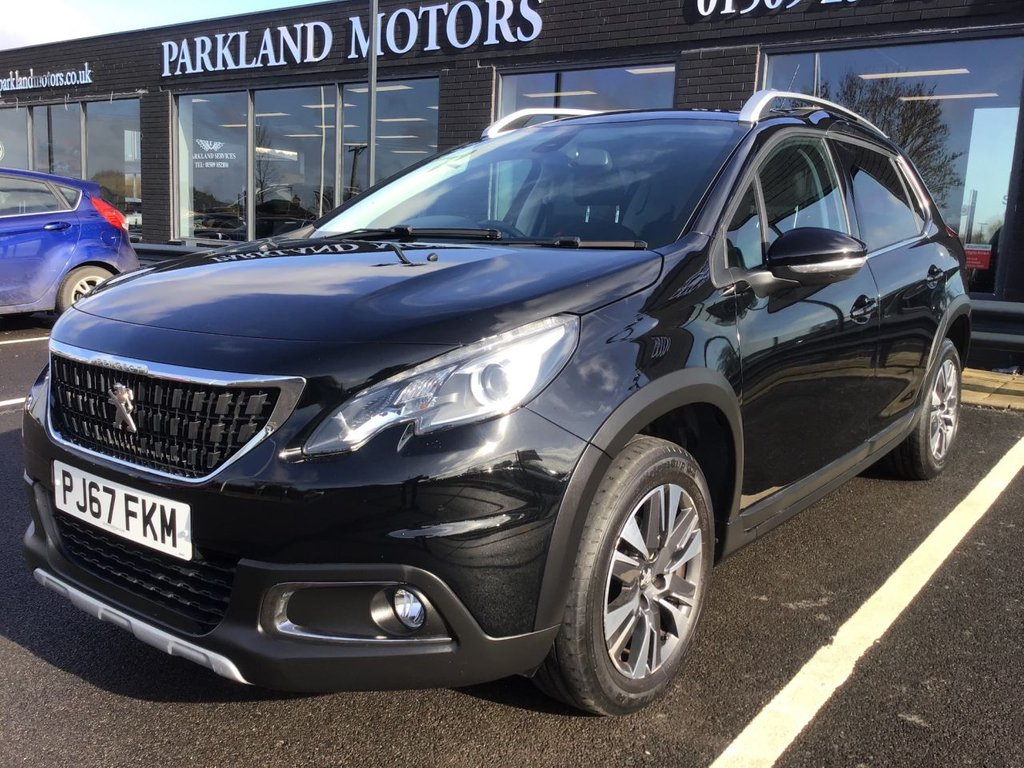USED 2017 67 PEUGEOT 2008 1.2 PURETECH ALLURE 5d 82 BHP NATIONWIDE DELIVERY AVAILABLE, 14 DAY MONEY BACK GUARANTEE, RESERVE ONLINE TODAY