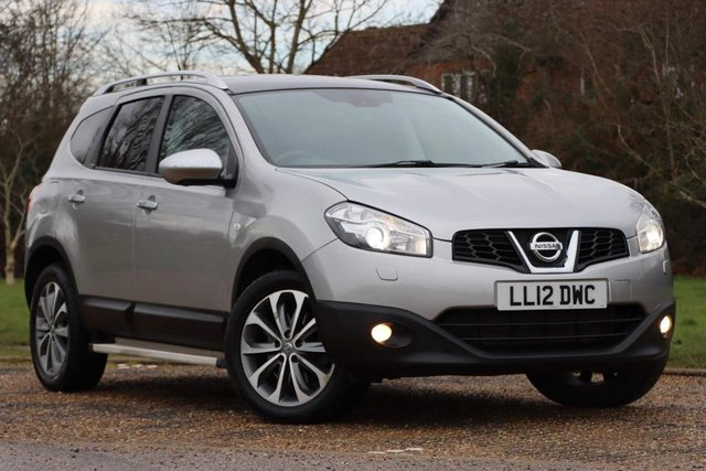USED 2012 12 NISSAN QASHQAI+2 1.6 dCi Tekna 4WD (s/s) 5dr FULL SERVICE HISTORY