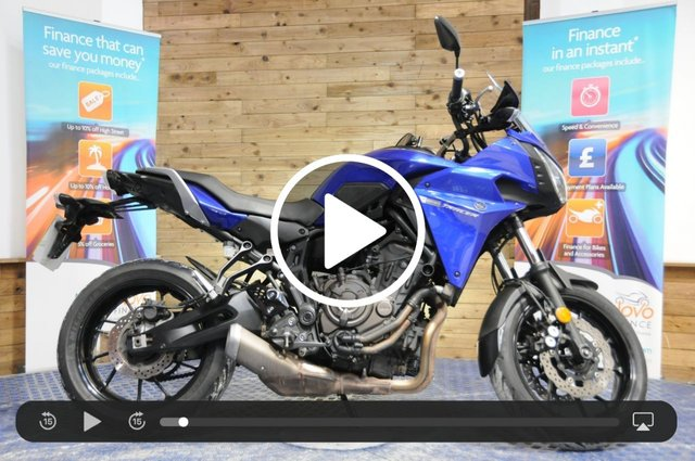 USED 2018 68 YAMAHA TRACER 700 TRACER 700 MT-07 TRACER ABS