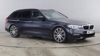 USED 2017 67 BMW 5 SERIES 3.0 530D XDRIVE M SPORT TOURING 5d 261 BHP