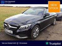 USED 2017 67 MERCEDES-BENZ C-CLASS 2.1 C 220 D 4MATIC SPORT PREMIUM PLUS 2d 168 BHP